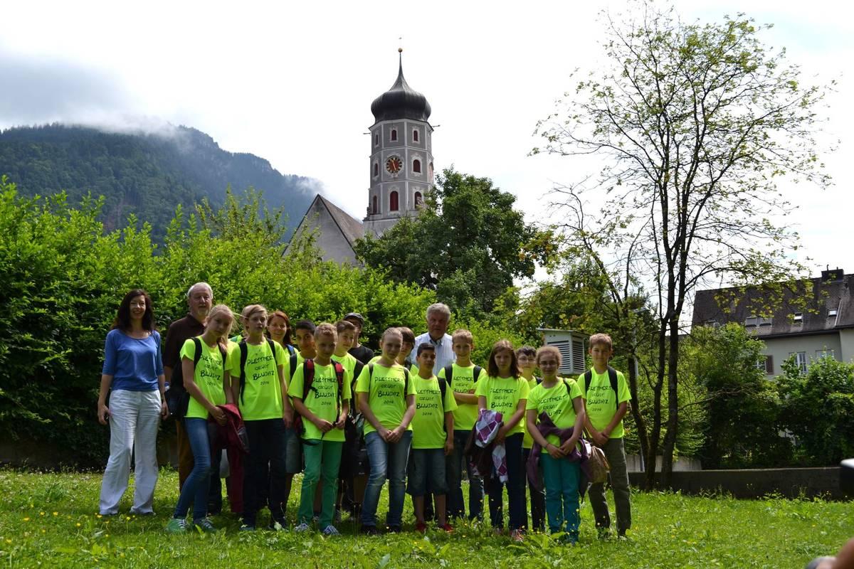 Urlaub erleben in der Alpenstadt Bludenz - Alpenregion Bludenz